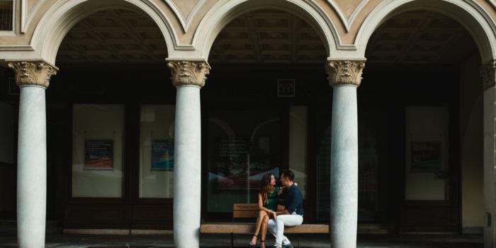 STORIES Francesca e Danilo